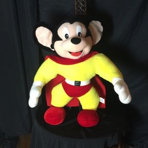 Other - Stuff animal mighty Mouse 24 inch